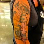 urbanadlab bakery girl tattoo